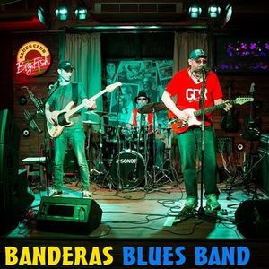 Концерт гурту Banderas Blues Band