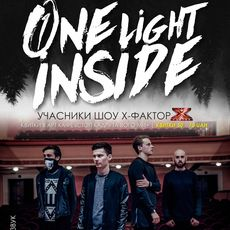 Концерт гурту ONE LIGHT INSIDE