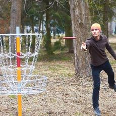 Змагання Lutsk Disc Golf Open